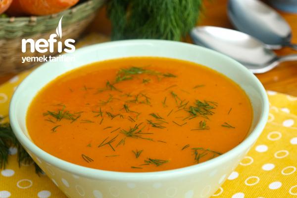 Harika Sebze Çorbası ( Denemeyen Kalmasın) (videolu)