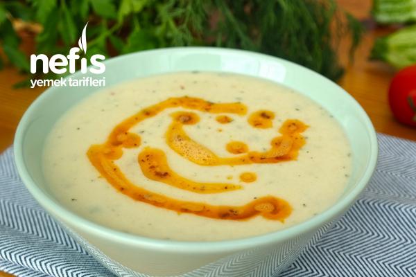 Muhteşem Kabak Çorbası (Kremalı Tadında)(videolu) Tarifi