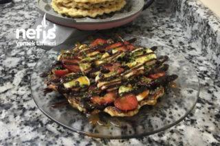 Kolay Waffle Yapımı Tarifi