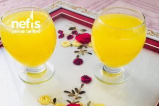 Limonata (2 Portakal 1 Limon) Tarifi