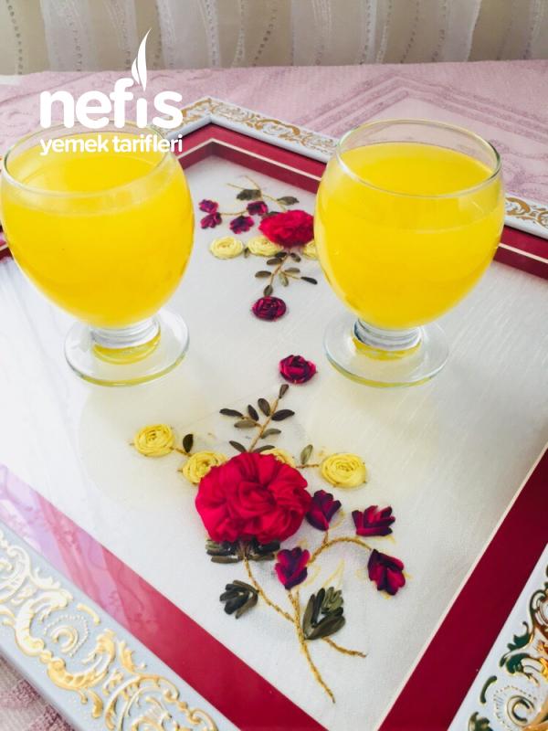Limonata(iki Portakal Bir Limon)