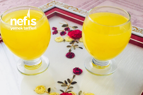 Limonata (2 Portakal 1 Limon)