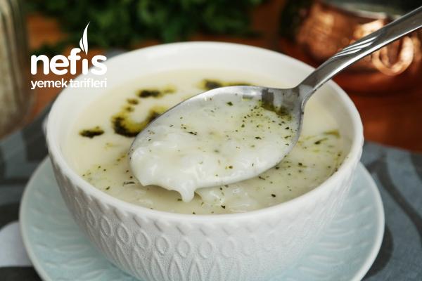 Yoğurt Çorbası (videolu)