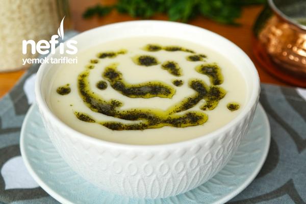 Yoğurt Çorbası (videolu) Tarifi