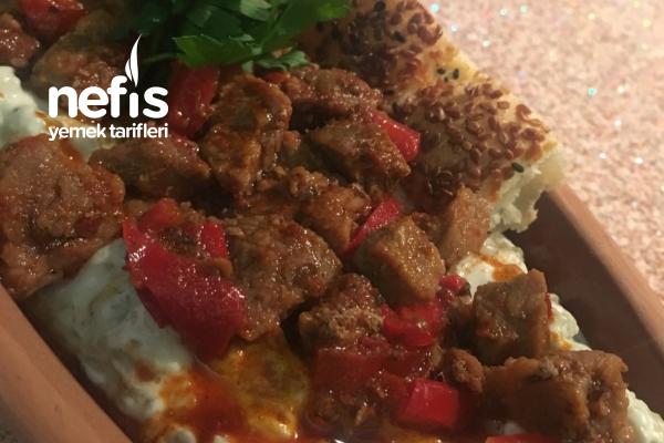 Ev Yapımı Alinazik Kebabı Tarifi