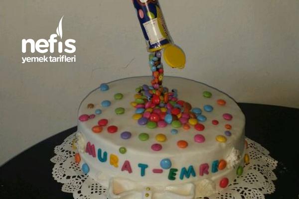 Yanılsama Pastası (3d Görüntü) Tarifi