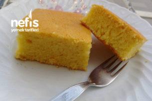 Portakallı Yumuşak Kek Tarifi