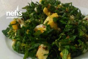 Sahura Yumurta Salatası Tarifi