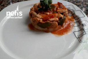 Tavuk Sote Tarifi