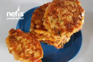 Yunan Mutfağından Domates Mücveri (Domatokeftedes) Tarifi