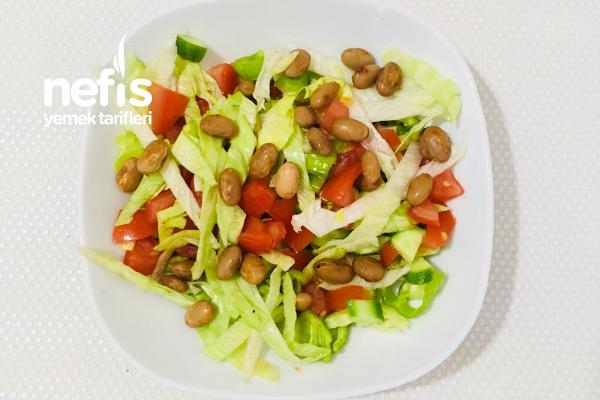 Kurubaklagil Salatası Tarifi
