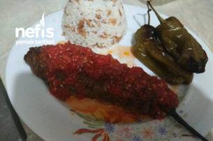 Soslu Mantolu Patlıcan Kebabı Tarifi