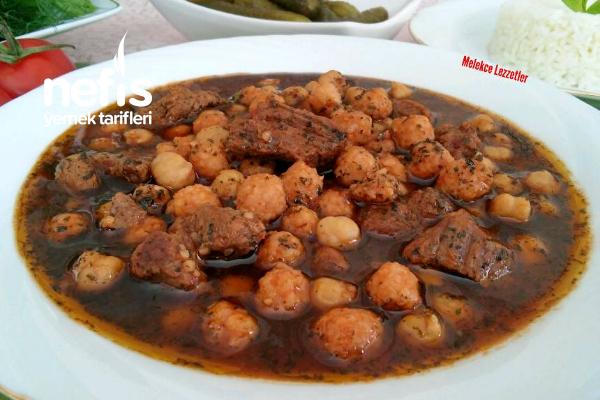 Ekşili Ufak Köfte (Gaziantep Mutfağı) Tarifi