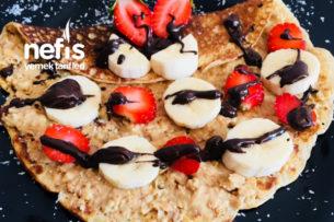 Krepli Proteinli Tatlı Tarifi