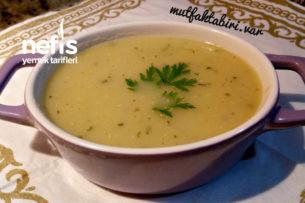 Mercimekli Patates Çorbası Tarifi