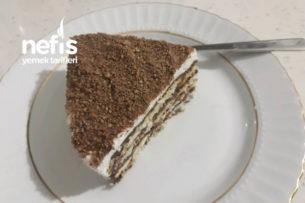 Yalancı Kumlu Pasta Tarifi