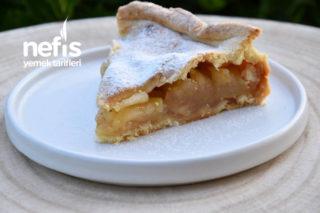 Elmalı Pay (Yapım Aşamalı Pastane Usulü) Tarifi