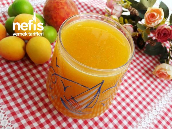Nane Aromalı Karışık Meyve Suyu