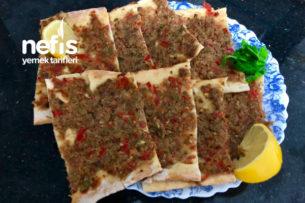 Nefis Etli Ekmek (Hem Sahura Hem İftara Harika) Tarifi