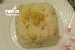 Nohutlu Tereyağlı Pirinç Pilavı Tarifi