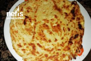 Tavada Yağlı Peynirli Ekmek Tarifi
