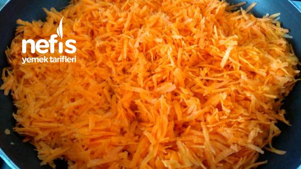 Yoğurtlu Havuç Salatası (havuç Tarator)