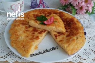 10 Dakikada Nefis Peynirli Börek Tarifi