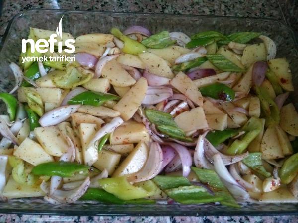 Etsiz Patates Tava