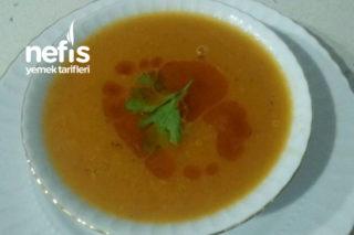 Tarhana Tadında Sebzeli Çorba Tarifi