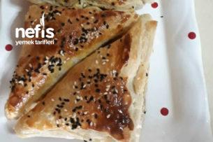 Çıtır Çıtır Milföy Börek Tarifi