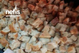 Ev Yapımı Kurulmuş Ekmek Tarifi