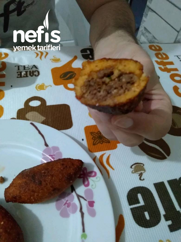 İçli Köfte (patatesli-irmik Yok)