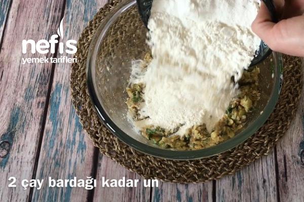 Köz Patlıcan Köftesi (videolu)