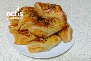 Patatesli Nişastalı Çıtır Börek Tarifi