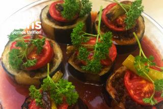 Patlıcan Çanağında Nefis Oturtma Tarifi
