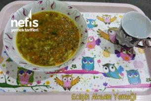 Ecişin Akşam Yemeği (Ispanak) Tarifi