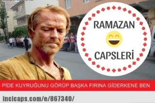 Kahkaha Garantili Ramazan Capsleri 2021 Tarifi