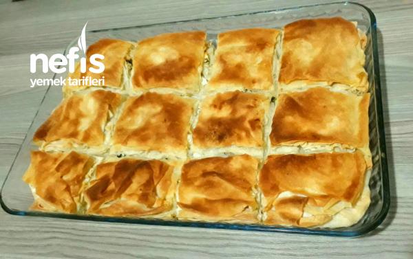 Peynirli Börek(su Böreği Tadında)