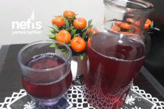 Kiraz Suyu Organik Meyve Suyu Tarifi