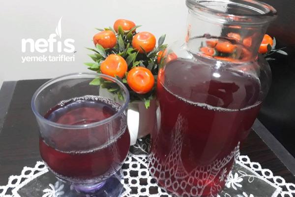 Kiraz Suyu Organik Meyve Suyu