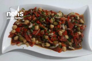 Benzersiz Nohut Salatası Tarifi
