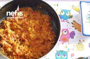 Ecişin Kahvaltısı (Bebek Menemeni) Tarifi