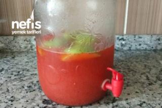 Karışık Meyveli Limonata (Enfes Lezzet) Tarifi