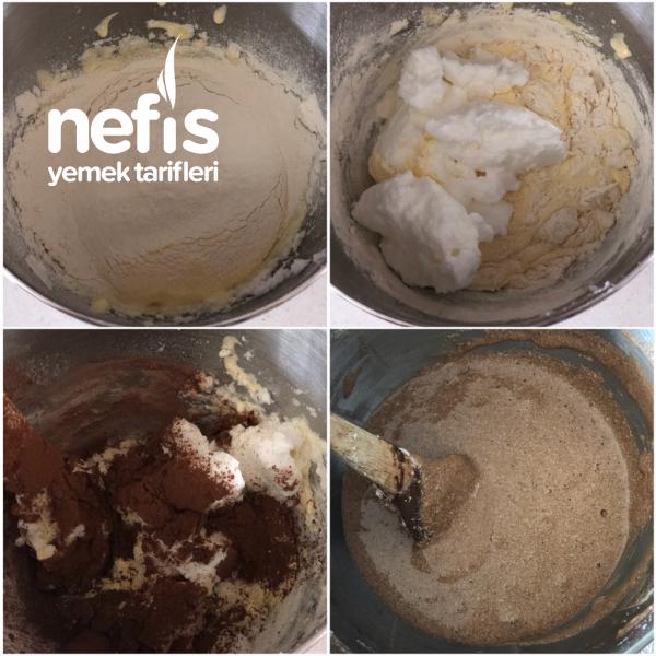 Krokanlı Pasta (yapım Aşamalı Pratik Nefis Pasta)