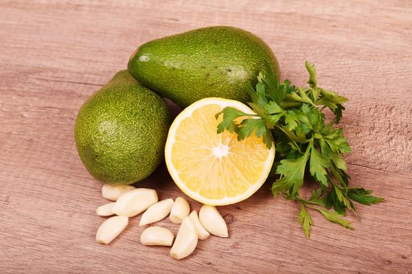 limon ve sarımsak kürü