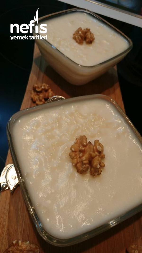 Sütlaç (Tam Kıvamında)