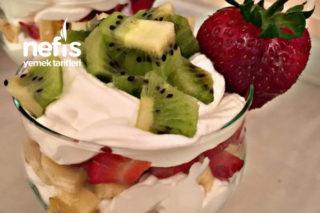 Hafif Meyve Salatası Tarifi