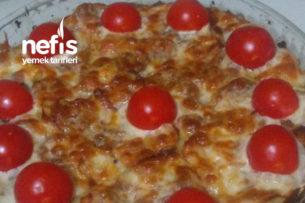 Patates Lazanya ( Pratik Ve Lezzetli ) Tarifi