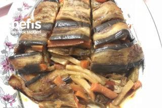 Zeytinyağlı Patlıcan Kapama Tarifi