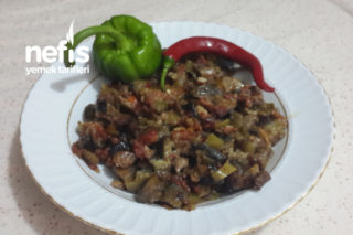 Besni Tavası-Patlıcan Tava Tarifi
